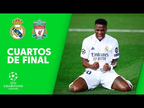 REAL MADRID 3-1 LIVERPOOL - RESUMEN 1/4 DE FINAL DE CHAMPIONS LEAGUE
