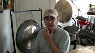 """Stagg Music 26"""" Chau Gong & 20"""" Wind Gong Review"""