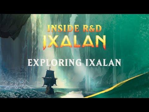 Inside R&D Ixalan: Exploring Ixalan