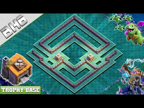 NEW BH6 Base 2020 | Builder Hall 6 Base With COPY LINK - Clash Of Clans