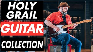 Fender Guitar Collection Worth MILLIONS | Guitar Tours