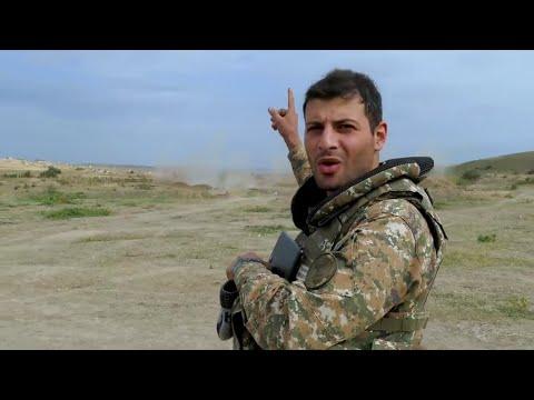 Разгром азербайджанской армии в Карабахе / Armenian Army / Арцах 2021