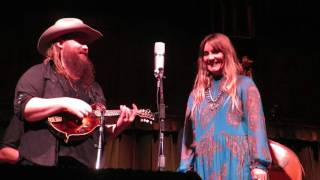 Chris Stapleton - More of You - Live - Atlanta - 1/8/16