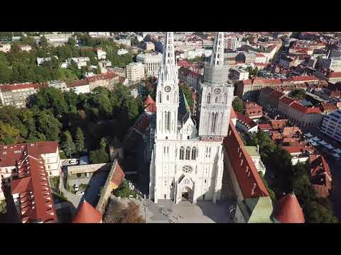 Zagreb Cathedral 2017