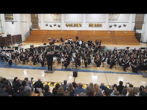 TVHS MMS TMS Combined Bands 5-1-2018