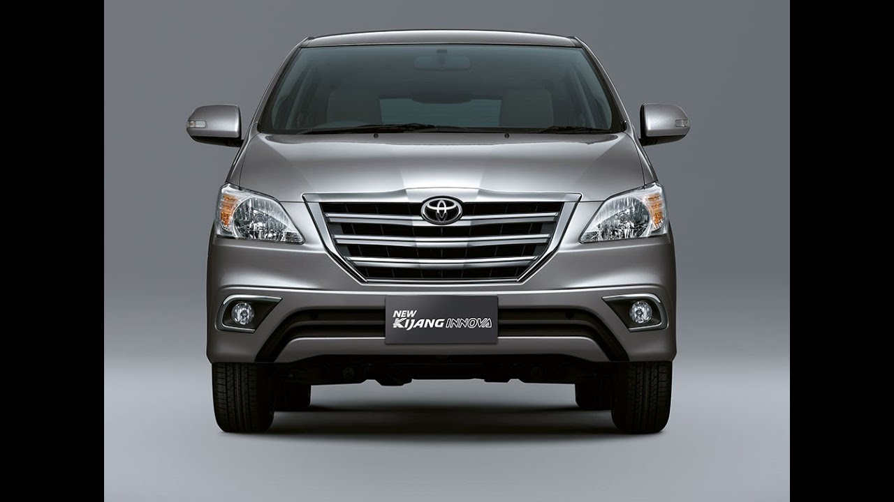 Toyota Kijang Innova 2015