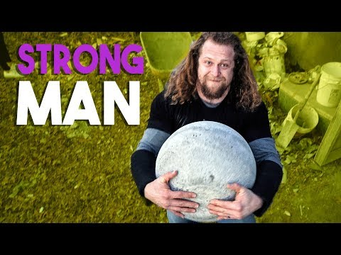 Getting Serious about Strongman in 2018