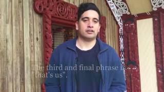 Māori phrases to use during Māori Language Week 2016