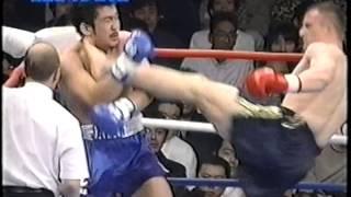 【K-1】BURNING2000 天田VSクロコップ