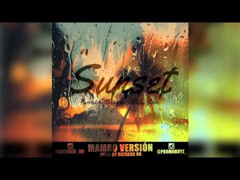 Farruko Ft  Nicky Jam, Shaggy - Sunset (Mambo Versión) (Prod. By Richard RD)