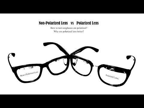 How to test your sunglasses are polarized?   Black Ceremony Eyewear