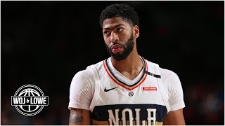 Celtics need Anthony Davis to keep Kyrie Irving - Adrian Wojnarowski | Woj & Lowe