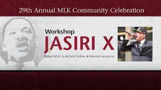How to Succeed in Hip Hop without Losing Your Soul with Jasiri X