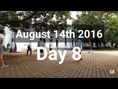 Day 8 Fun in Braunschweig - Germany Adventure