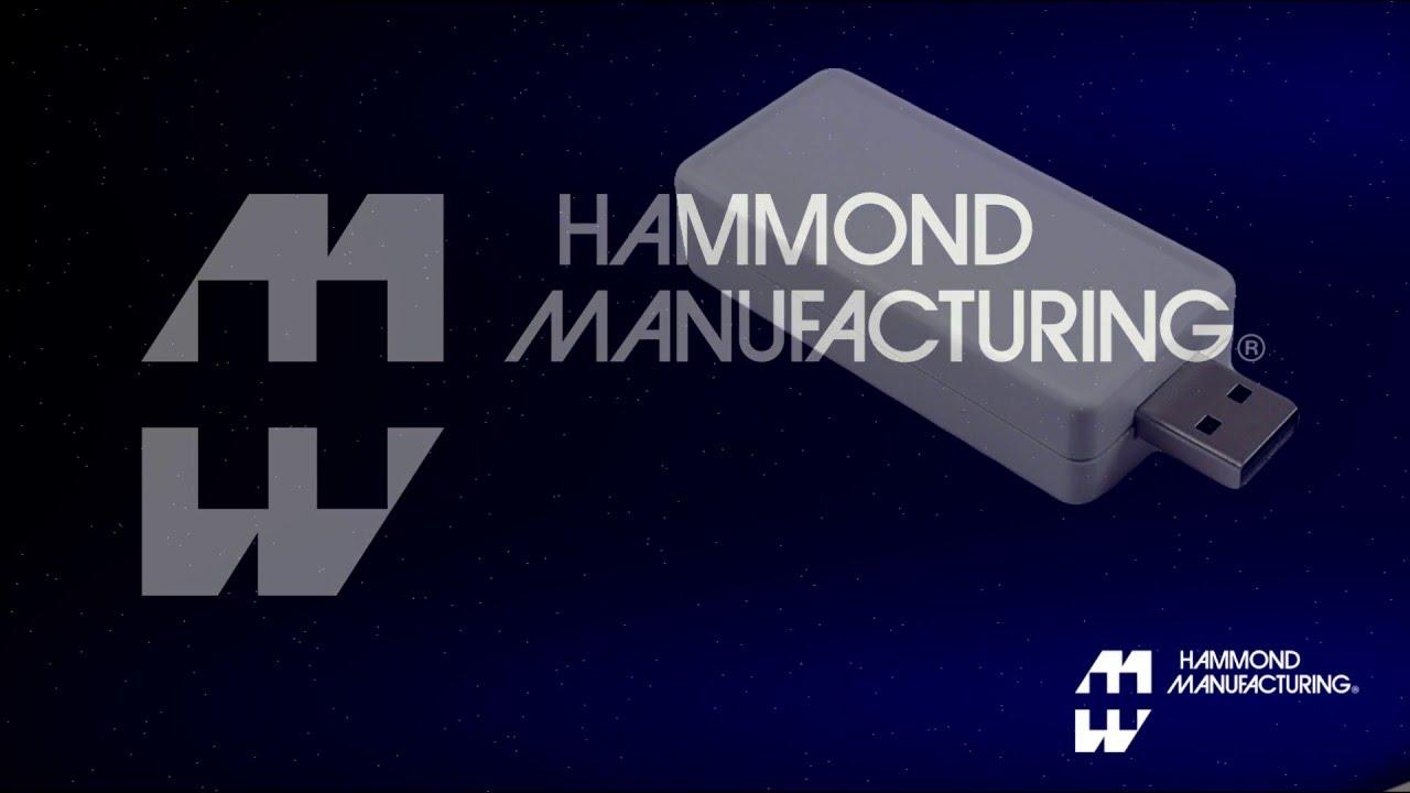Hammond Manufacturing on