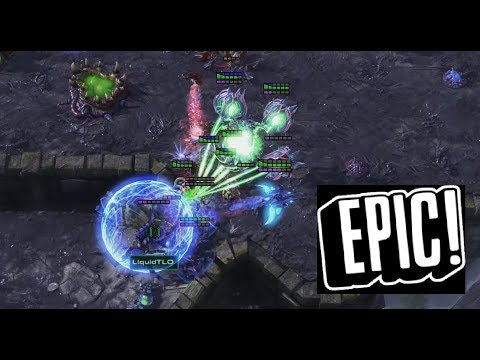 EPIC - TLO (Z) v zmniak (P) on Ascension to Aiur - SC2 - Legacy of the Void 2017