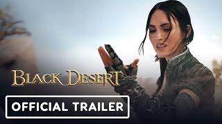 Black Desert Official Live Action Trailer (w/ Megan Fox)