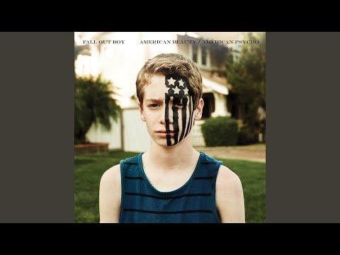 Fall Out Boy American Beauty/American Psycho Album