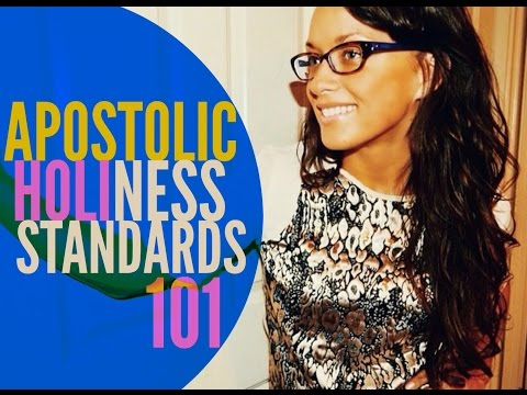 Apostolic Holiness Standards 101: Ladies Edition