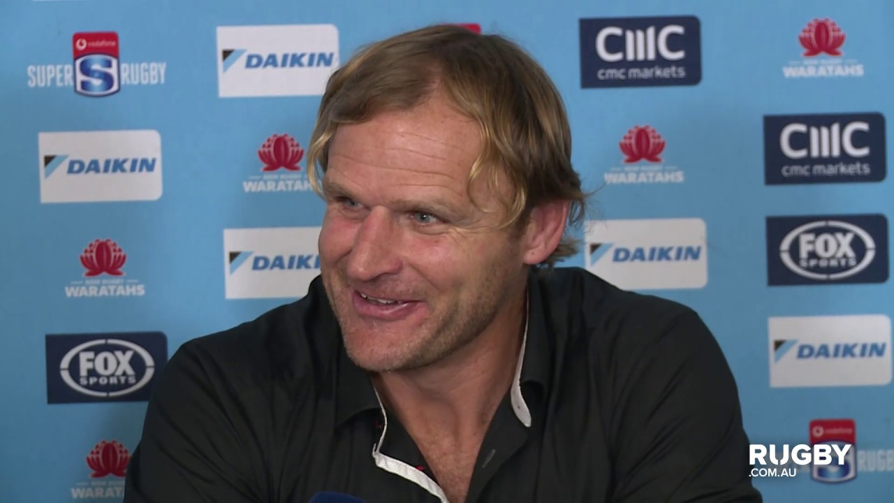 Super Rugby 2019 Round Six: Crusaders press conference