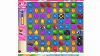 How to play Candy Crush Saga Level 205 - 3 stars - No booster