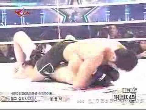 Galesic vs Dong Sik Yoon