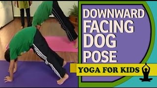 Yoga for fitness - Adho Mukha Svanasana | Downward Facing Dog Pose