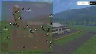 REAL AMERICAN! American Farmland Mod für Landwirtschafts Simulator 15