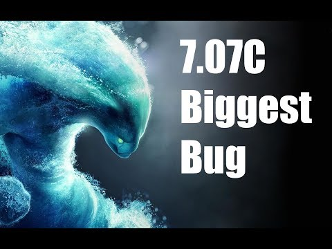 Dota 2 Bug in patch 7.07c  Slow your Enemys forever