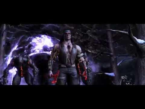 Mortal Kombat X Launch Trailer ufficiale