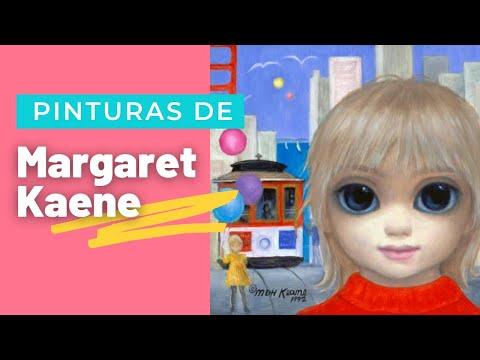 Margaret Keane ~ A pintora de crianças com grandes olhos