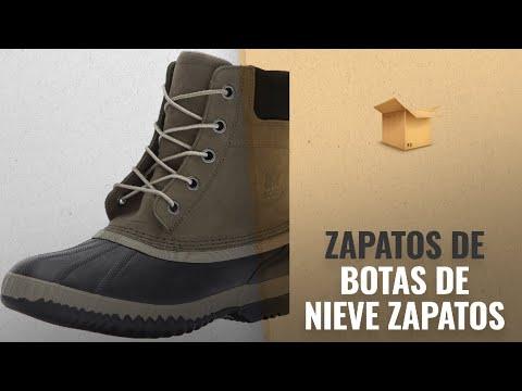 Zapatos De Botas De Nieve 2018 Mejores Ventas: SOREL Men's Cheyanne II Snow Boot