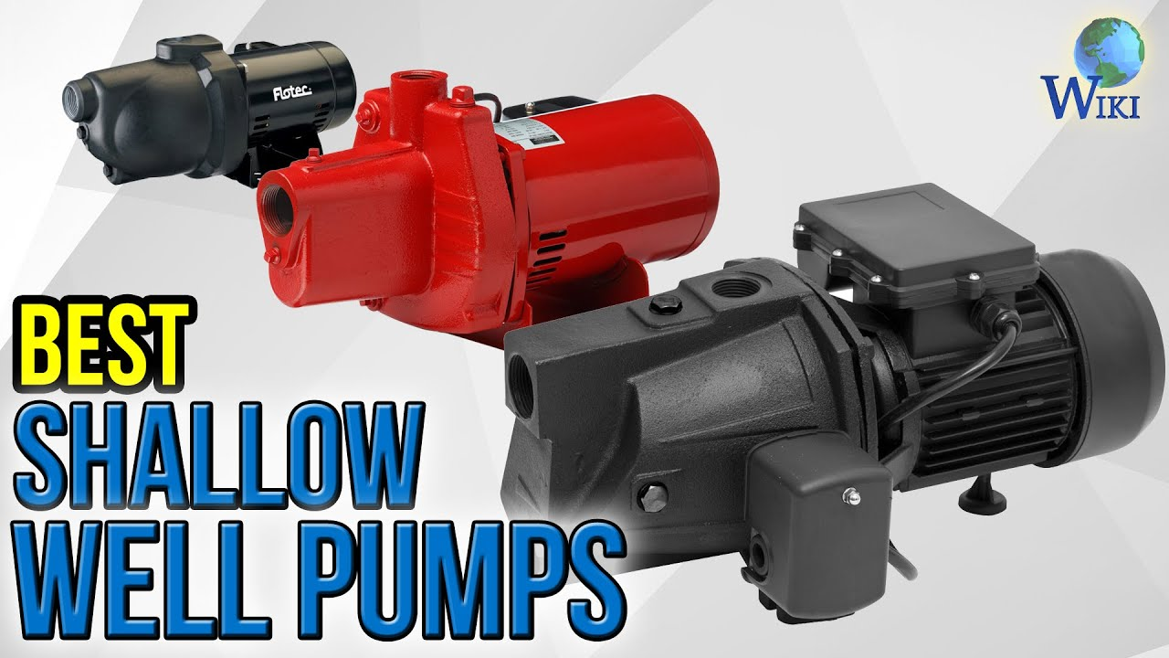 6 best shallow well pumps 2017 youtube 6 best shallow well pumps 2017 pooptronica Images