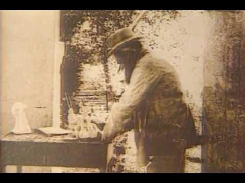 Conheça a carreira do escultor Auguste Rodin (1995)
