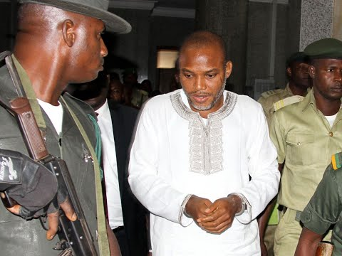 Nnamdi's Kanu trial: Kanu's absence forces three- month delay