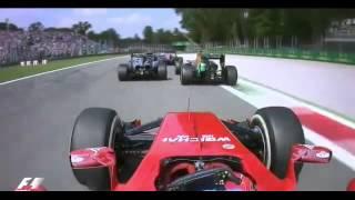 F1 2014 Monza - Fernando Alonso Onboard Start