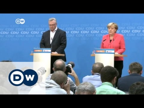 CDU loses votes in Berlin over migration | DW News