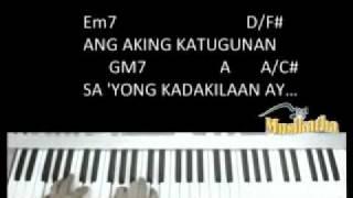 Musikatha - Sambahin Ka - Keyboard Tutorial