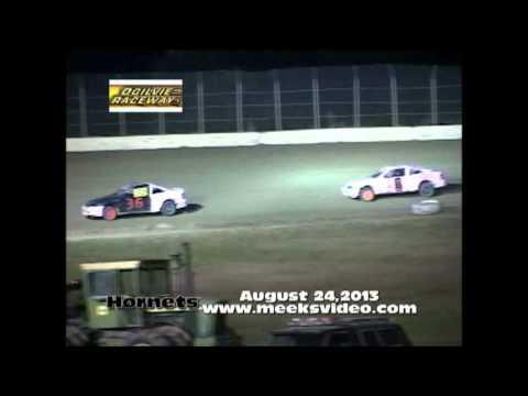 8-24-2013 Hornets Ogilvie Raceway