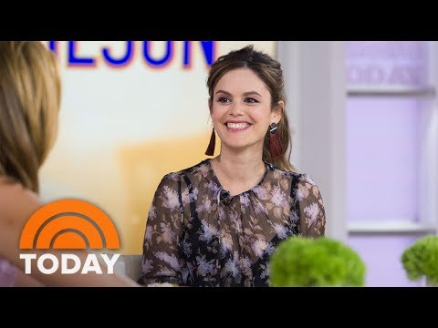 Rachel Bilson Dishes About Her New Role In 'Nashville'  TODAY