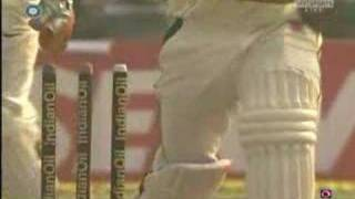 Pak vs India 2007 - Test 1 - 1st Pak Innings