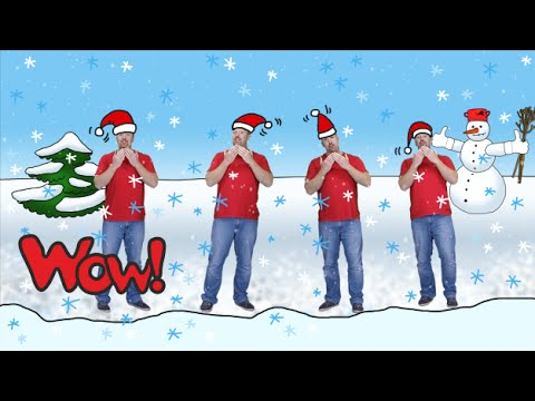 Christmas Pudding Song | English for Children | English for Kids