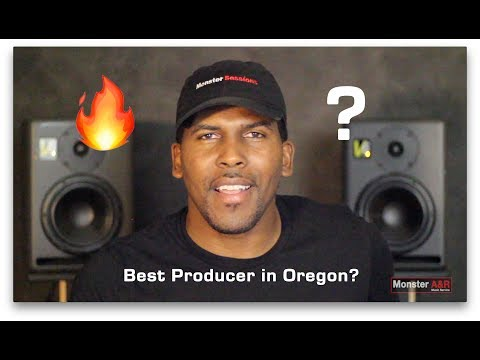 Monster A&R: Edgar Martinez (Milton-Freewater, Oregon)