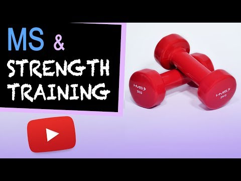Why Strength Training is Crucial For MS | Multiple Sclerosis Exercises