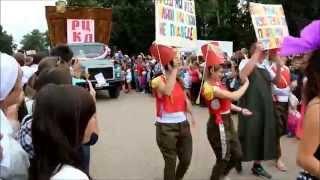 Казанская ярмарка в г Малмыже