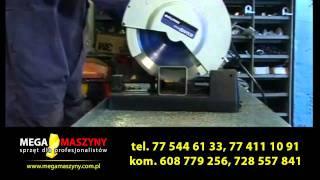 Przecinarka Piła Do Cięcia Stali Metalu Aluminium EVO355 RAPTOR EVOLUTION