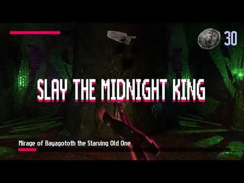 Lost In Vivo Midnight-Secret Boss In 5:32
