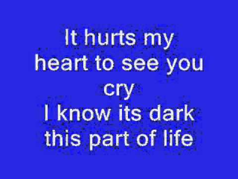 Rascal Flatts - I Won't Let Go (Lyrics)