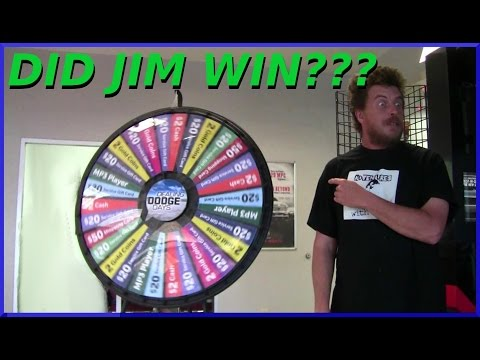 What did Jim WIN?