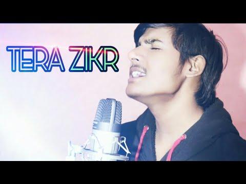 tera-zikr- -gaurav-kush- -darshan-raval- -cover